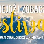8. Festiwal Chrześcijańskie Granie 2018